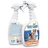 Pet Stain and Odor Remover Spray by Cute and Cuddly Pet Supplies. Clear Your Home Of Pet Smells and Pee Stains. 32 OZ.