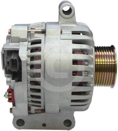 LActrical NEW HIGH OUTPUT 220 AMP ALTERNATOR FOR FORD EXCURSION 2000 2001 DIESEL 7.3L