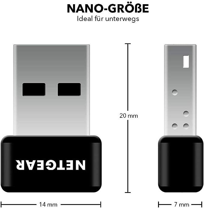Netgear A6150 Usb Wlan Stick Ac1200 Nano Computers Accessories