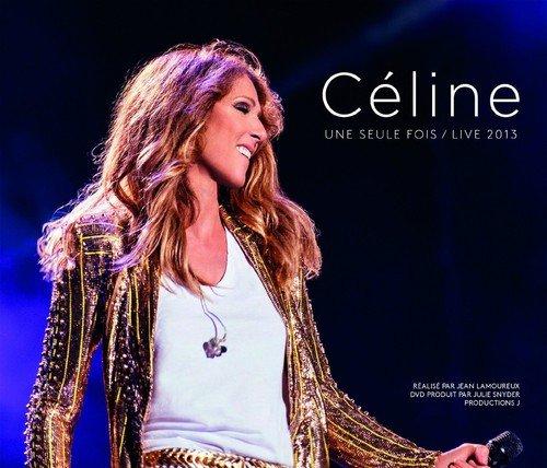 CD : Celine Dion - Une Seule Fois (Holland - Import, 2 Disc)