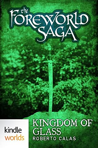 book cover of Kingdom of Glass