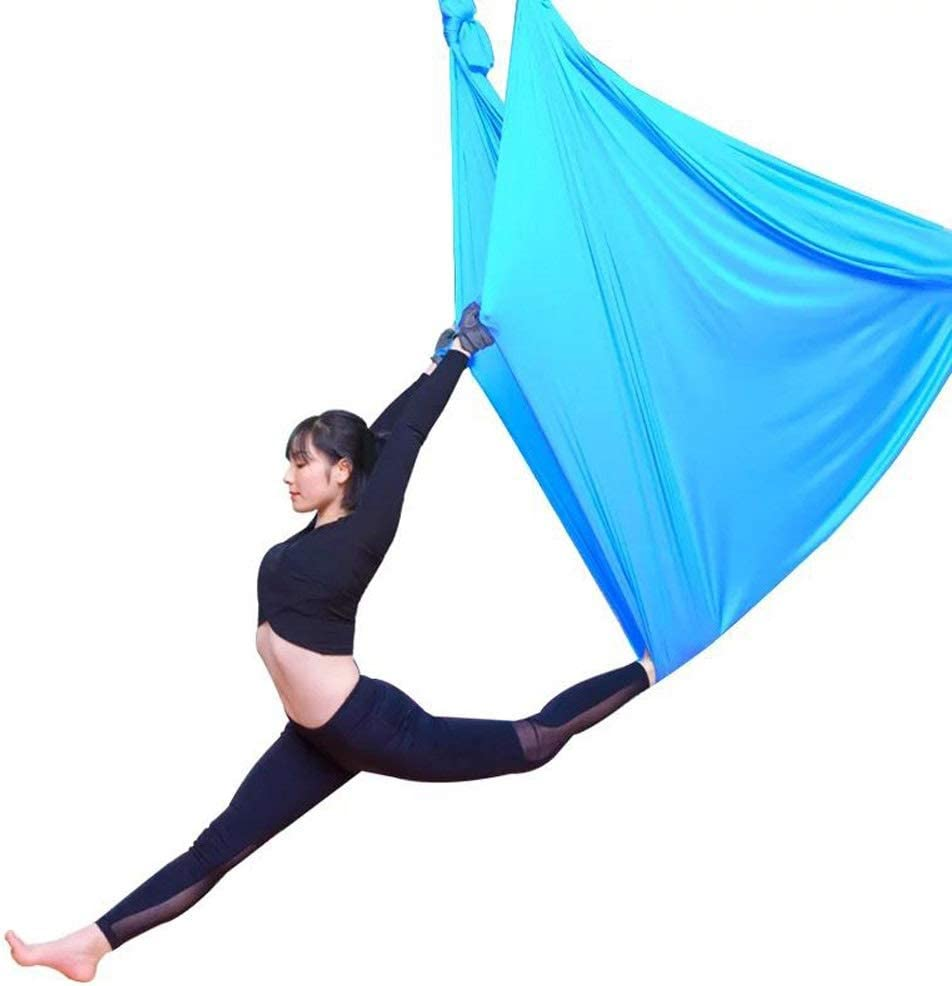 Amazon.com : XDTCHEN Aerial Yoga Hammock, Yoga Pilates ...