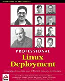 img - for Professional Linux Deployment book / textbook / text book