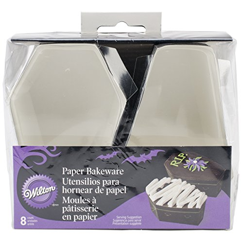 Wilton 415-3034 Coffin Disposable Bakeware
