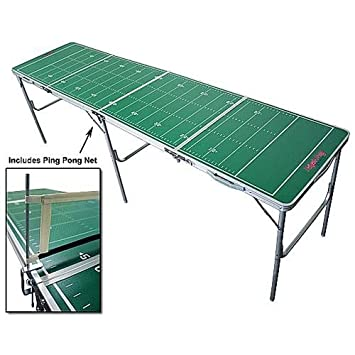 Wild Sports Baseball Field Beer Pong Table