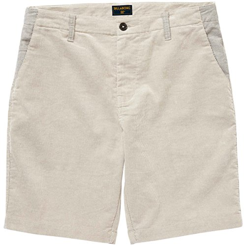 Blue Moon Cord (Billabong Men's Pfeiffer Cord Short, Moon,)