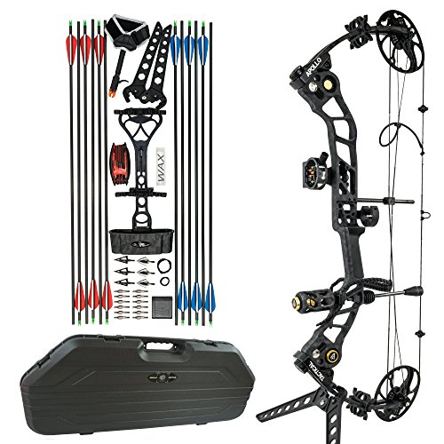 Apollo Tactical USA, Tactical Compound Bow Package CNC...
