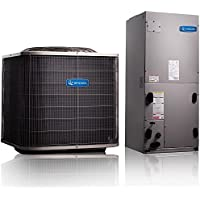 4 Ton 14.5 SEER Multi Speed MrCool Signature Central Air Conditioner Split System - Multiposition