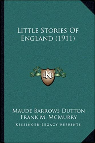 Little Stories of England (1911)