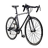 Solomone Cavalli Lightweight Classic Sports 8 Speed 700C Medium Road Bicycle Bike w/ Shimano Derailleur