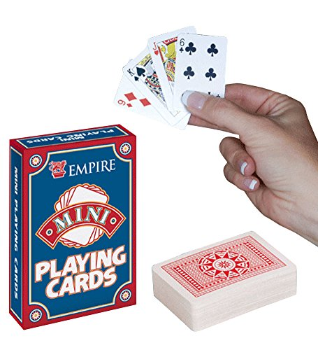 Mini Playing Cards 1 Package