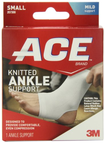 3M Ace Ankle Support, Small (Ace Ankle Support)