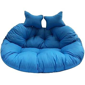 Amazon.com: Be&xn - Cojín para silla colgante con diseño de ...