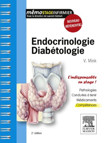Diabétologie (French Edition)