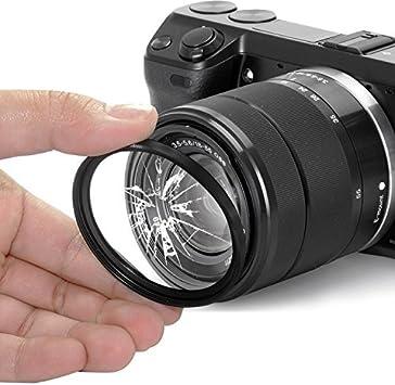 Ultraviolet UV Multi-Coated HD Glass Protection Filter for Sigma 20-40mm f//2.8 EX DG Lens