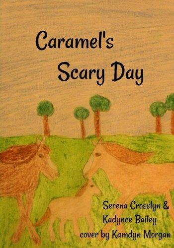 Caramel's Scary Day ()
