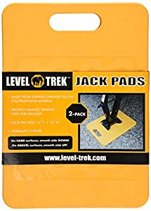 Amazon.com: Level-Trek LT80050 Jack Pad: Automotive