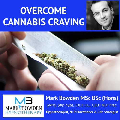 Overcome Cannabis Cravings Hypnosis hypnotherapy product image