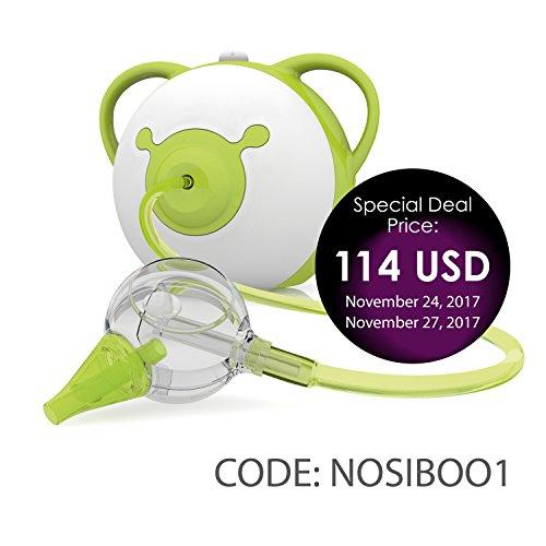 Nosiboo Pro Nasal Aspirator by nosiboo