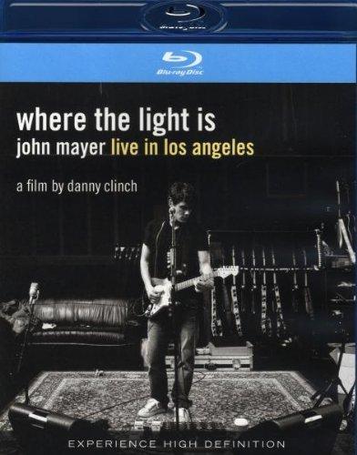 Blu-ray : John Mayer - Where The Light Is (Germany - Import)