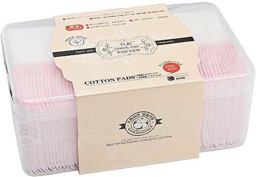 Havanadd Facial Cotton Pads Algodón Limpiador para el Cuidado de ...