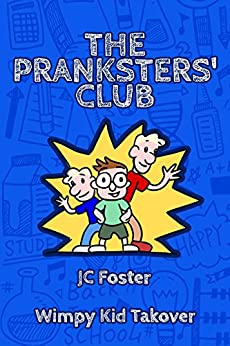 Pranksters Club Wimpy Takeover Book ebook product image