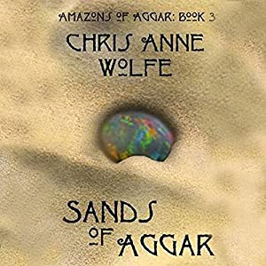 Sands of Aggar Audiobook