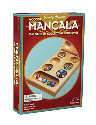 Mancala the Centuries-Old Game of Collecting