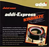 #10: addi Express King Size Knitting Machine Kit includes 46 needles