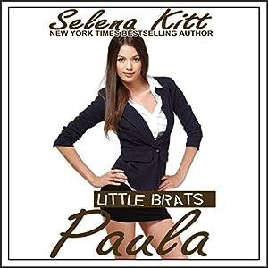 Little Brats: Paula Audiobook