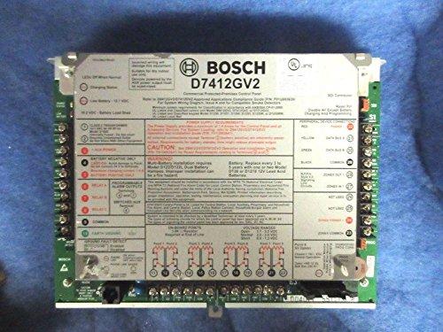 BOSCH D7412GV2 Security Digital Alarm Control Communicator Transmitter