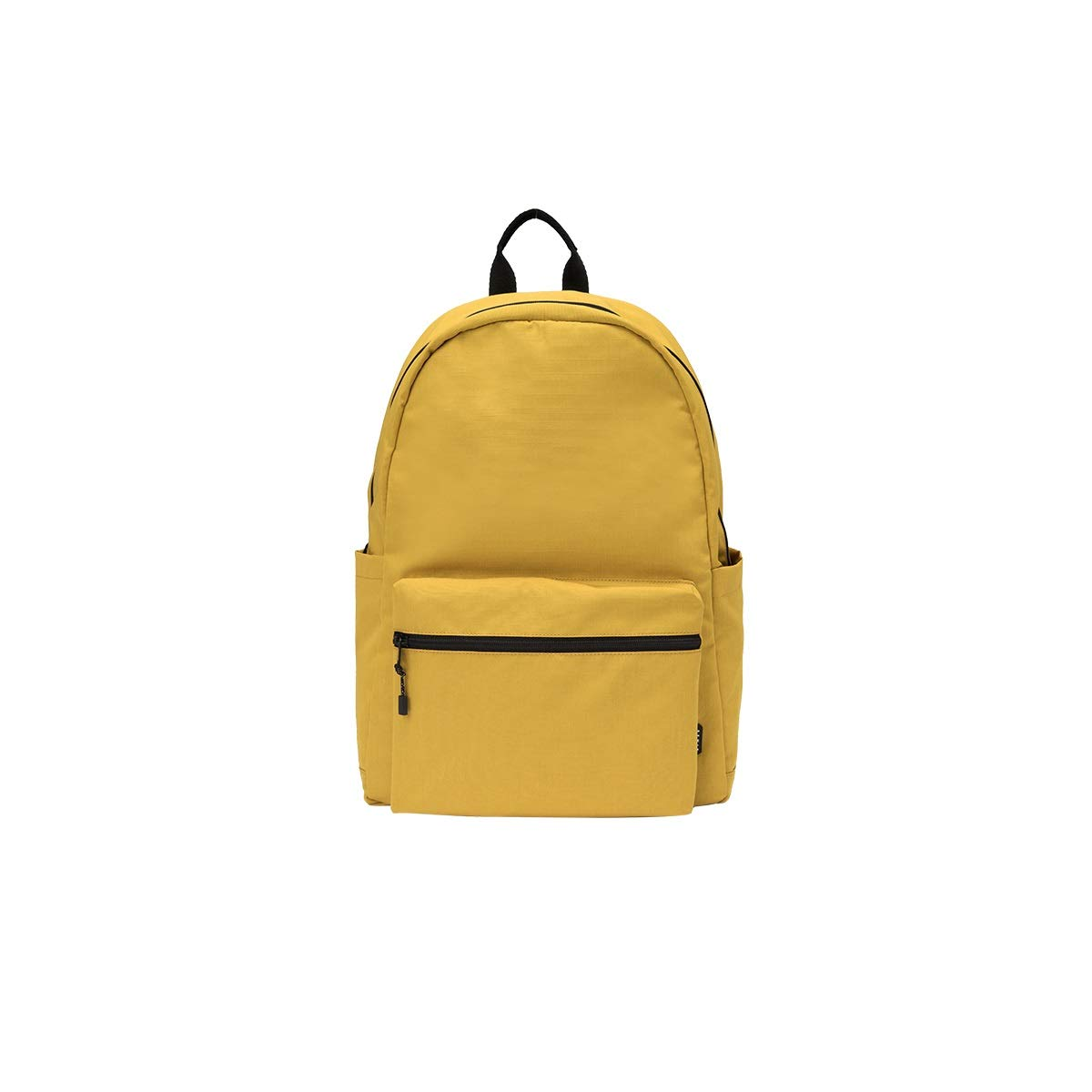 TONGBOSHI Backpack Male, Backpack Casual Simple Trend Travel Bag Female Large Capacity Computer Bag School Bag Male College Student (Color : Yellow)