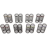 Team Durango TD230029 Shock Spring Set Hard Big Bore (8 Pair), 45mm