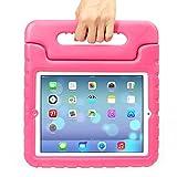 iPad MiNi 1/2/3 Kiddie Case, Grand Sky-Shockproof Case Light Weight Kids Case Super