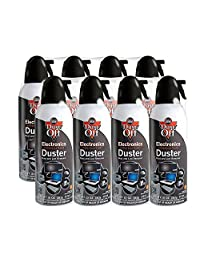 Dust-Off Gas Comprimido Duster, 4 unidades)