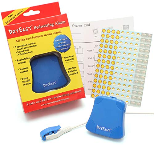 DryEasy Bedwetting Alarm with