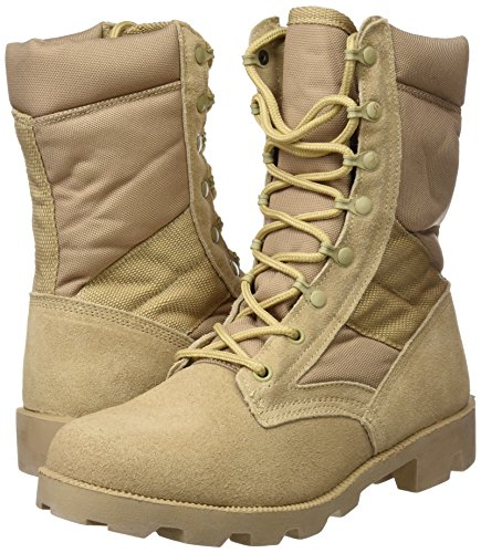 UK 11 10 US size Boots Combat US Speed Lace Mil Tec Desert 4nSO7p7