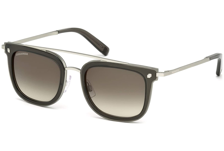 Dsquared2 Herren Sonnenbrille » DQ0245«, grau, 20A - grau/grau