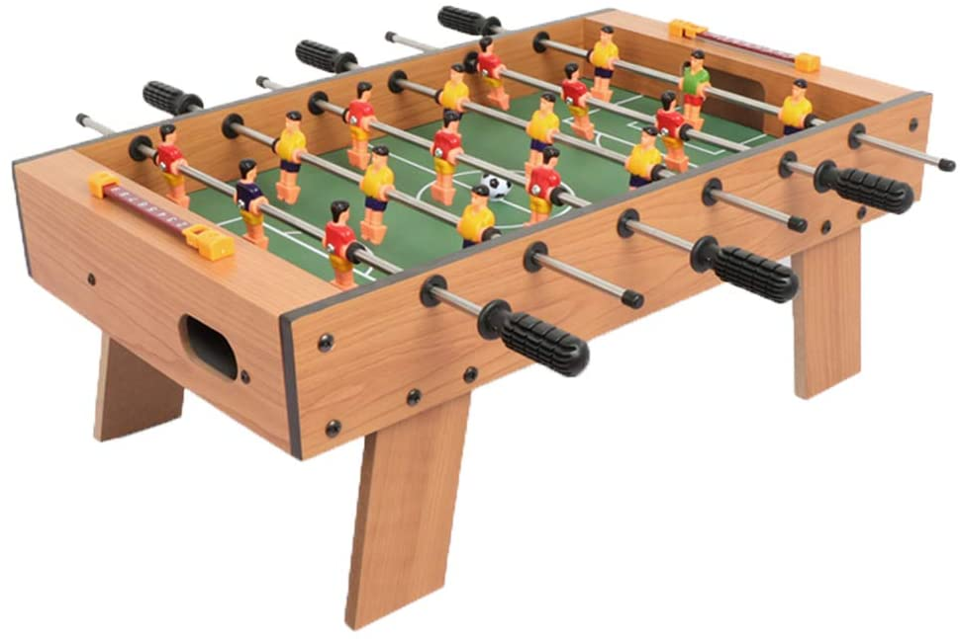 Futbolines Juguetes De Juego De Mesa Para Niños De 4 A 10 Años ...