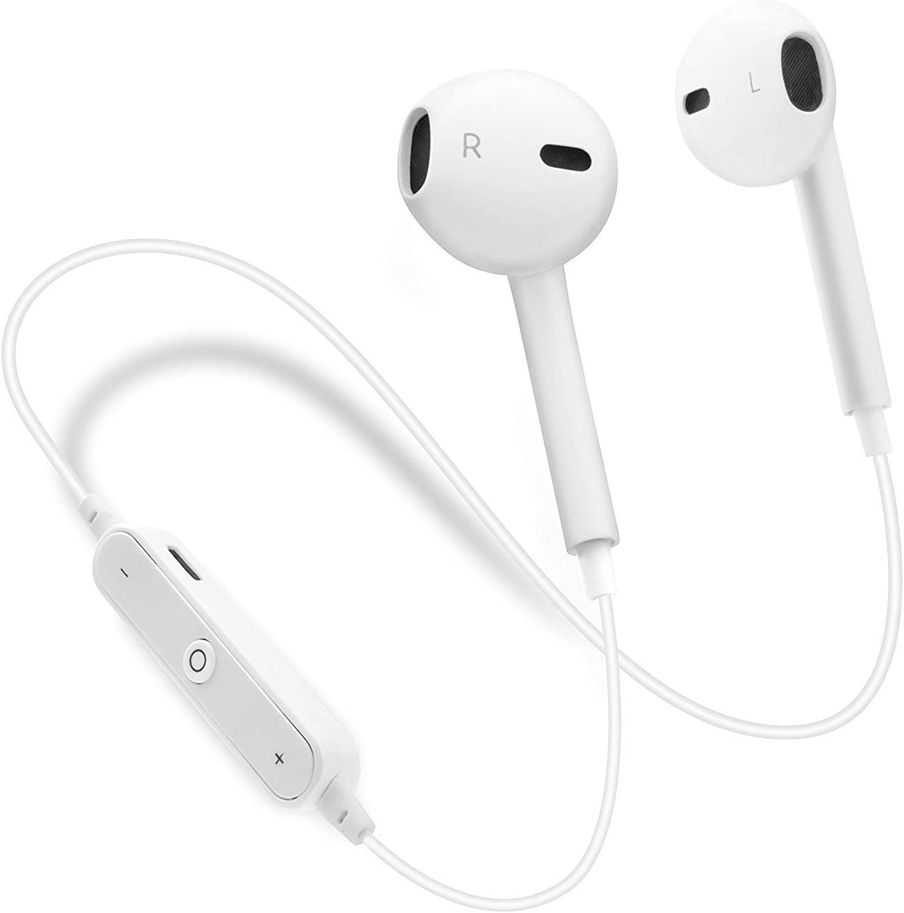 Bluetooth Headphones in Ear Sport Earbuds for Gym Hiking Cycling Wireless Headsets Noise Cancelling with Mic 03