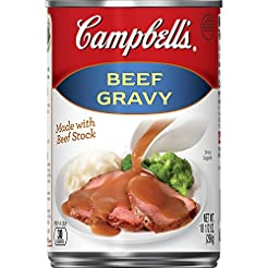 Campbell's Gravy, Beef, 10.5 oz. Can (Pa...