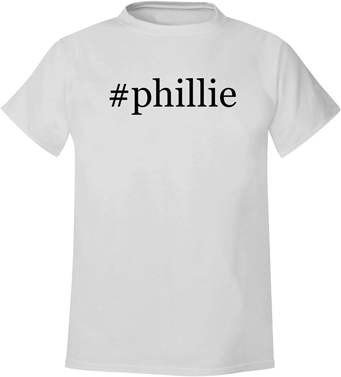 #Phillie - Men'S Hashtag Soft & Comfortable T-Shirt
