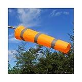 Outdoor Sports Windsock Bag Airport Flag Measurement Wind Sock Direction Reflective Belt Grommets