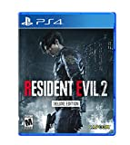 Resident Evil 2 Deluxe Edition PlayStation 4