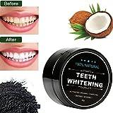#7: Teeth Whitening Charcoal Powder ,YouthWin Activated Charcoal Coconut Teeth Whitening ,Safe Natural Teeth Whitener Solution