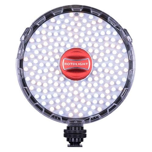 Rotolight NEO II On-camera LED Lighting Fixture, Light and Flash Modes by Rotolight