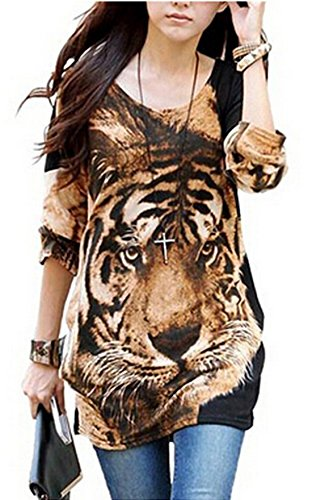 Womens Tiger - 8