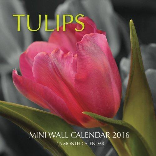 Tulips Mini Wall Calendar 2016: 16 Month Calendar pdf epub