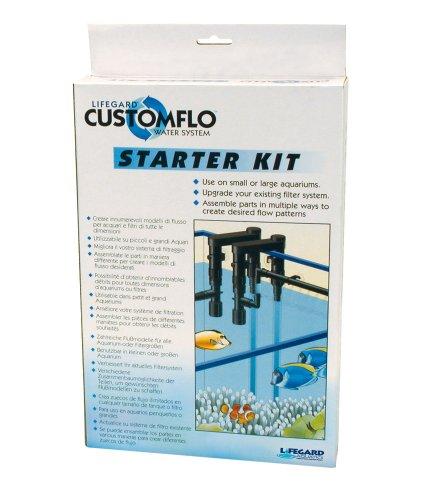 CUSTOMFLO Lifegard Water System Starter Kit by CUSTOMFLO
