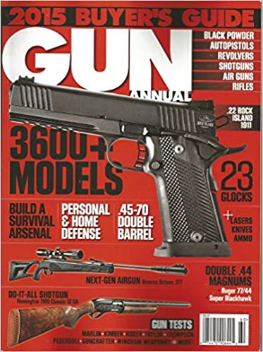 6 must-have products from gun buyer's guide 2015.